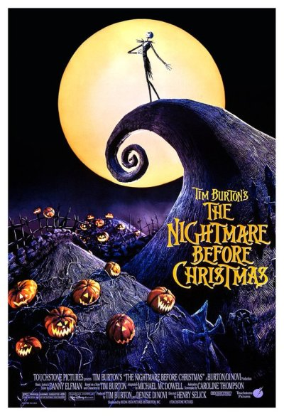 the nightmare before christmas - horror musical