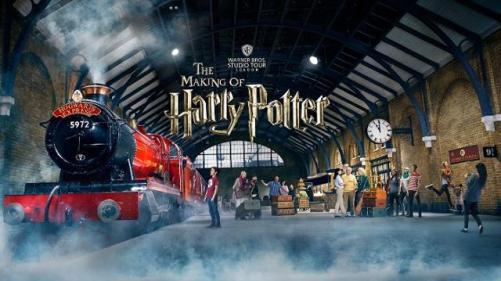 Harry Potter - birthday wishlist
