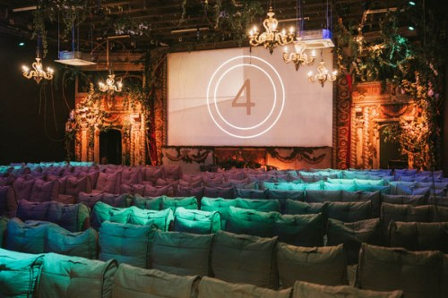 Backyard Cinema - Date Night ideas in London