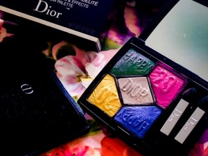 Dior Happy 2020 Party in Colours Palette Review