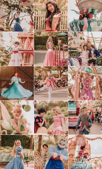 pixiedust and churros disney instagram