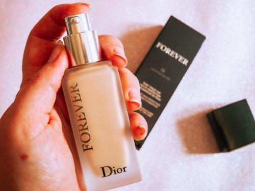 Dior Forever Matte Foundation