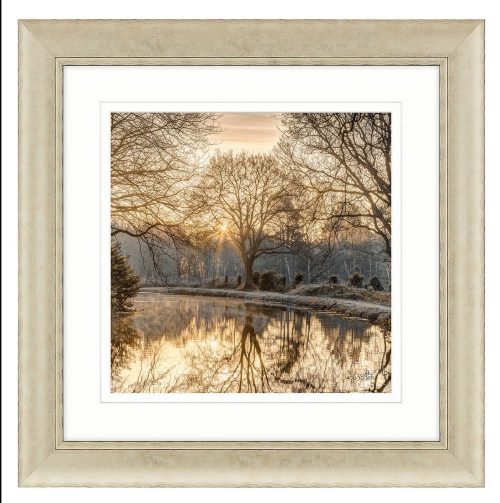 john lewis autumn painting