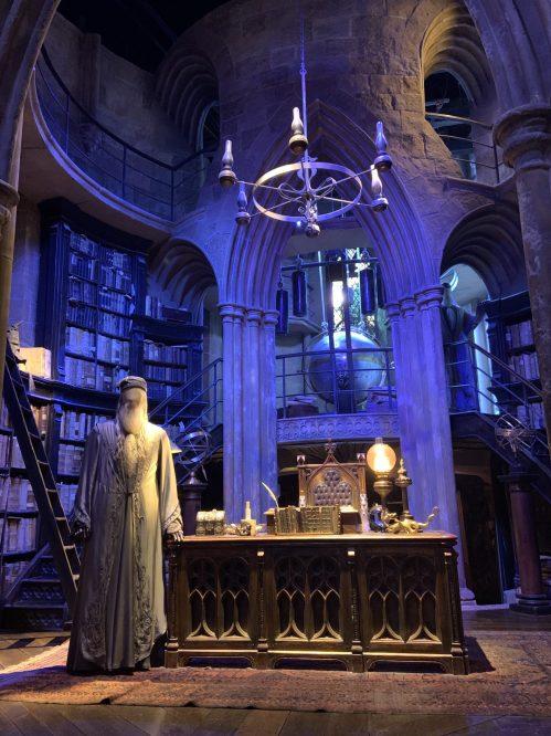 harry potter studio tours london