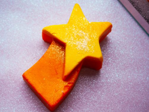 shooting stars soap