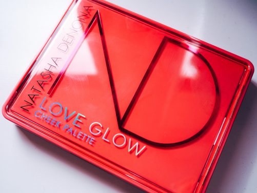 Love Glow Cheek Palette