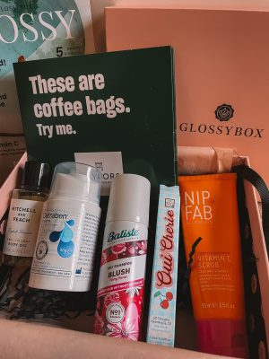 Glossybox June 2021 Unboxing