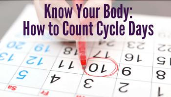 Period Problems: How to Chart Your Menstrual Cycle