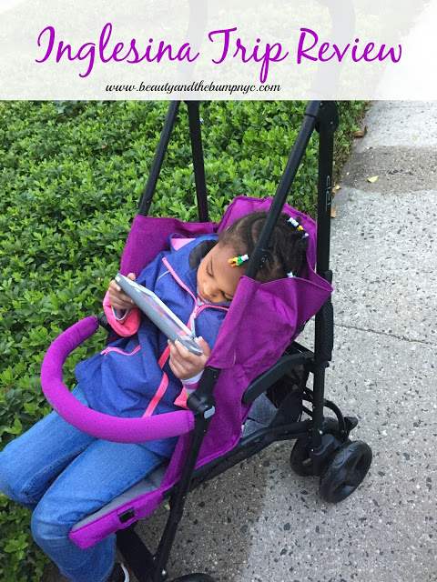 We've Found the Perfect Travel Stroller - Inglesina Trip