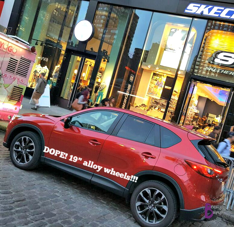2016 AWD Mazda CX-5 Grand Touring Package