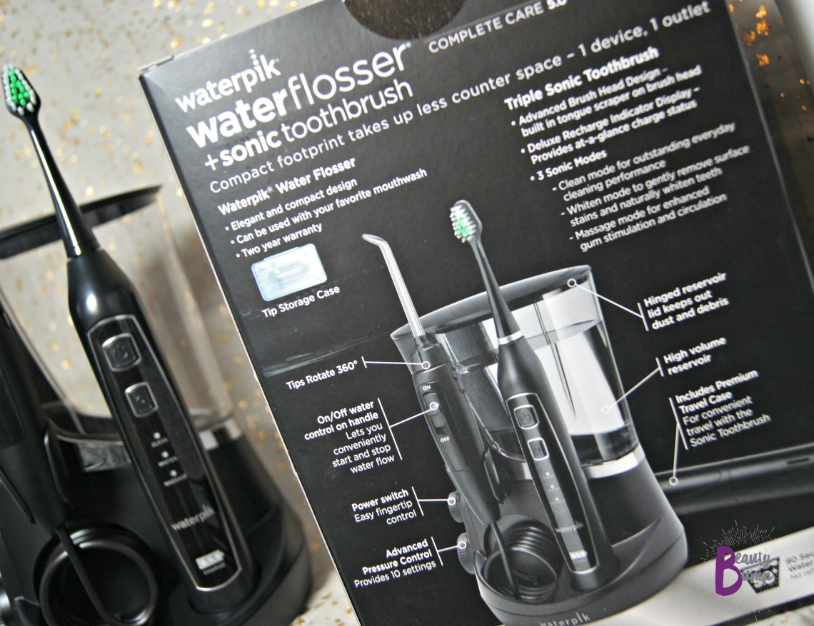 Waterpik Complete Care 5.0 Black