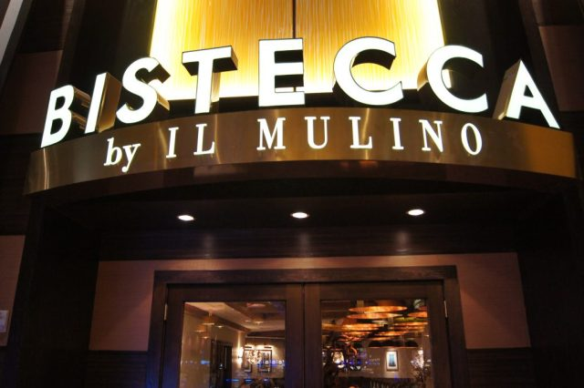 Mount Airy Casino Resort Bistecca by Il Mulino.