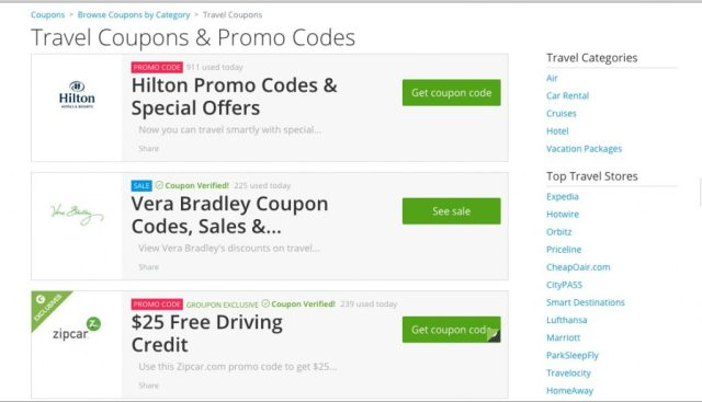 Groupon Coupons_Travel