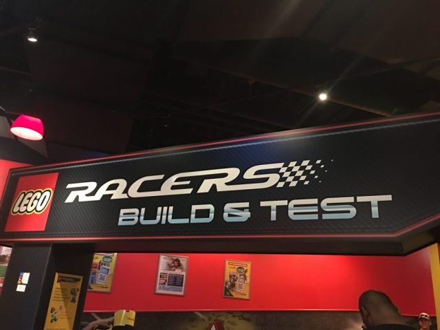 LEGOLAND Discovery Center Westchester RACERS Build and Test