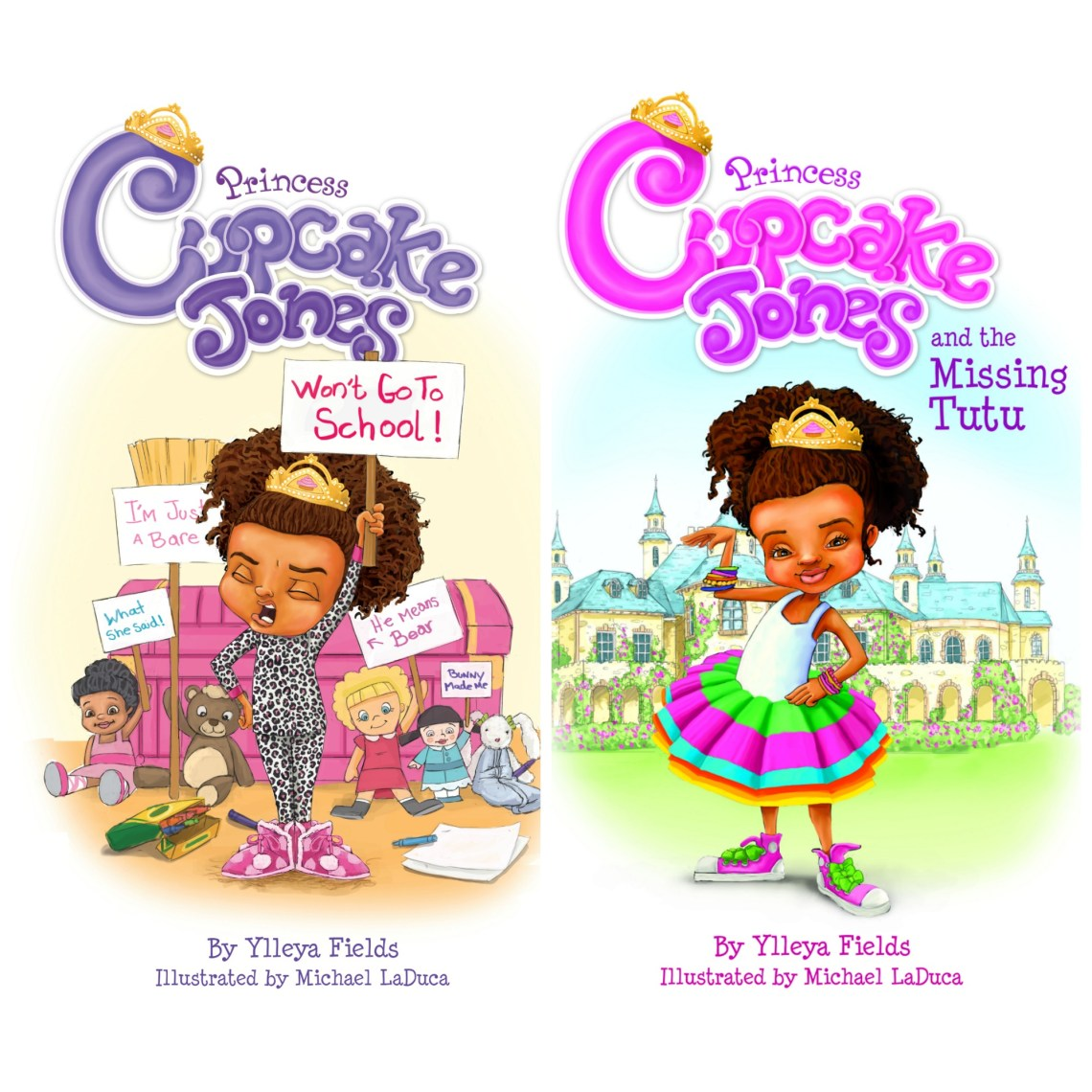princess-cupcake-jones-childrens-book-series
