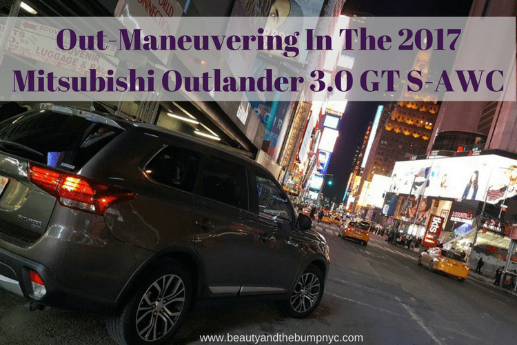 Out-Maneuvering In The 2017 Mitsubishi Outlander 3.0 GT S-AWC