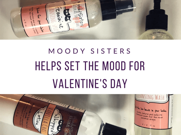 Moody Sisters Valentine's Day