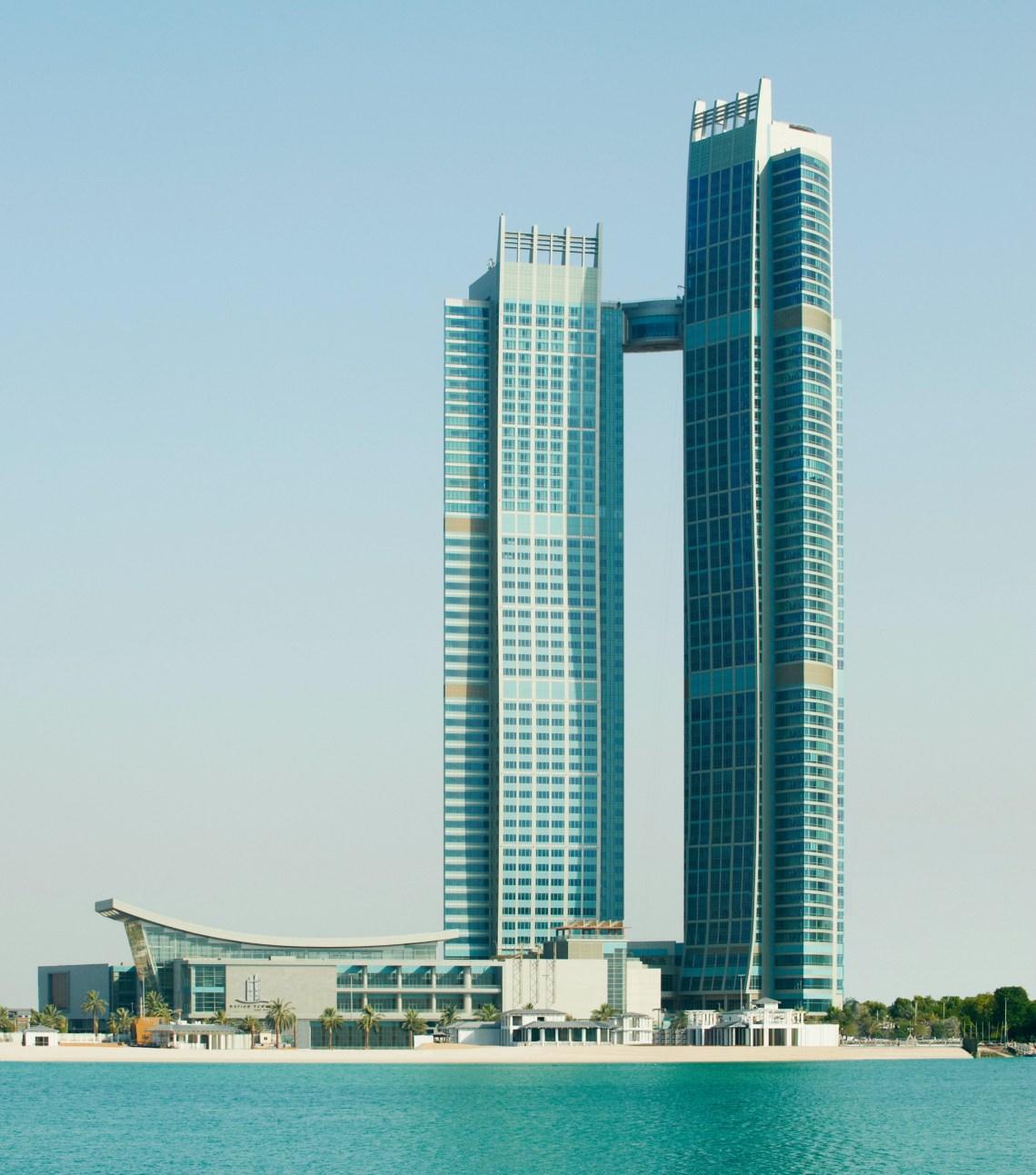 St. Regis Abu Dhabi Sky walk