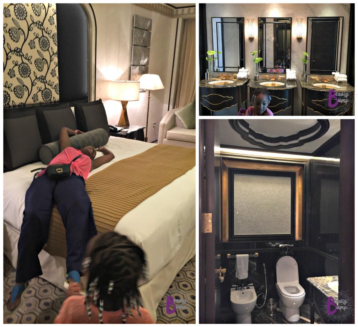 St. Regis Abu Dhabi Suite Guest Room