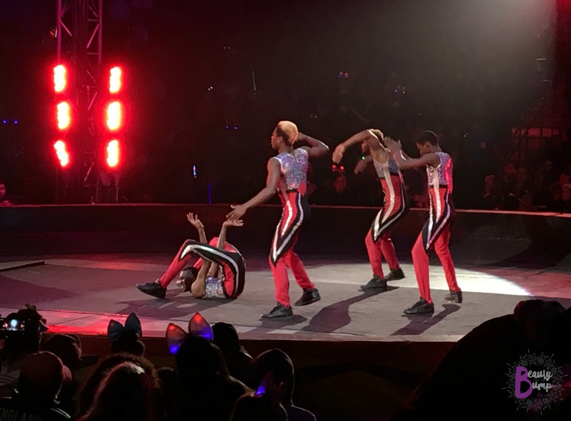 UniverSoul Circus Contortionists