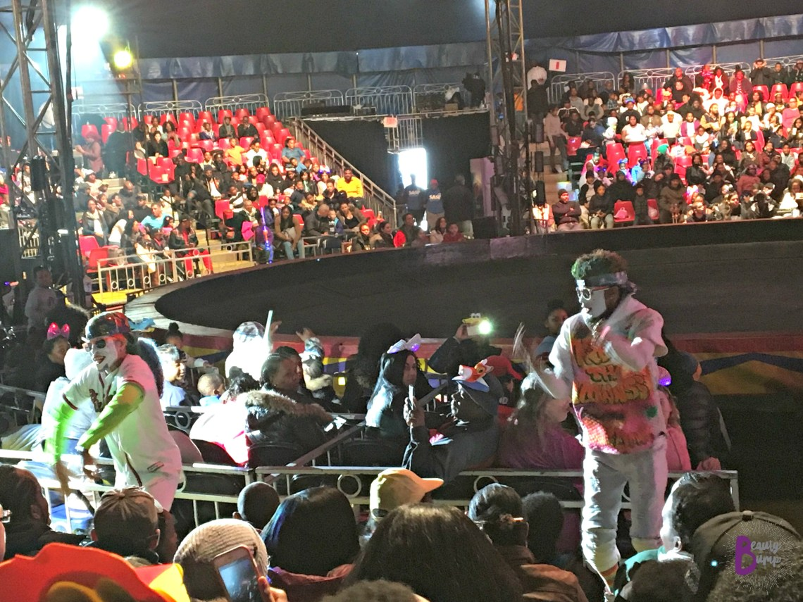 UniverSoul Circus The Fresh Clownsss