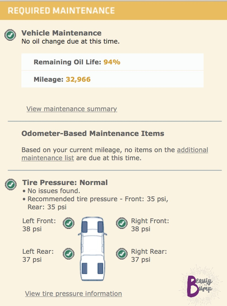 Chevrolet Equinox LT Monthly Diagnostics Report oil