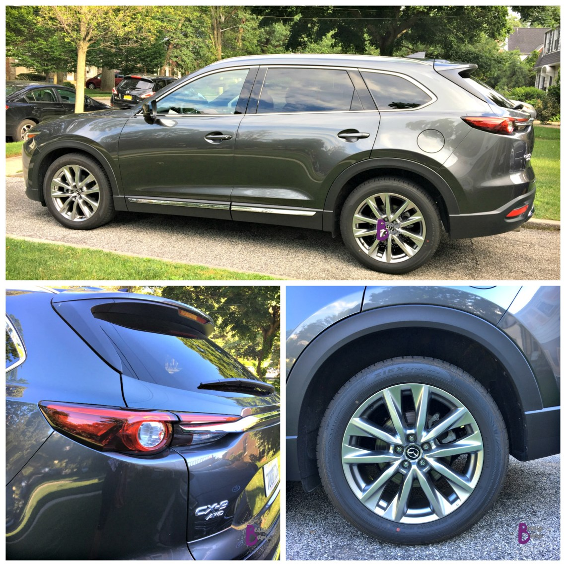2017 Mazda CX-9 Signature AWD Curves