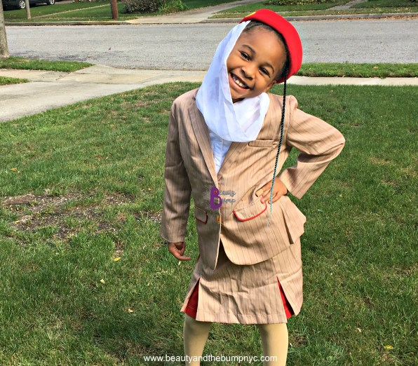 Emirates Airline Kids Cabin Crew Uniform