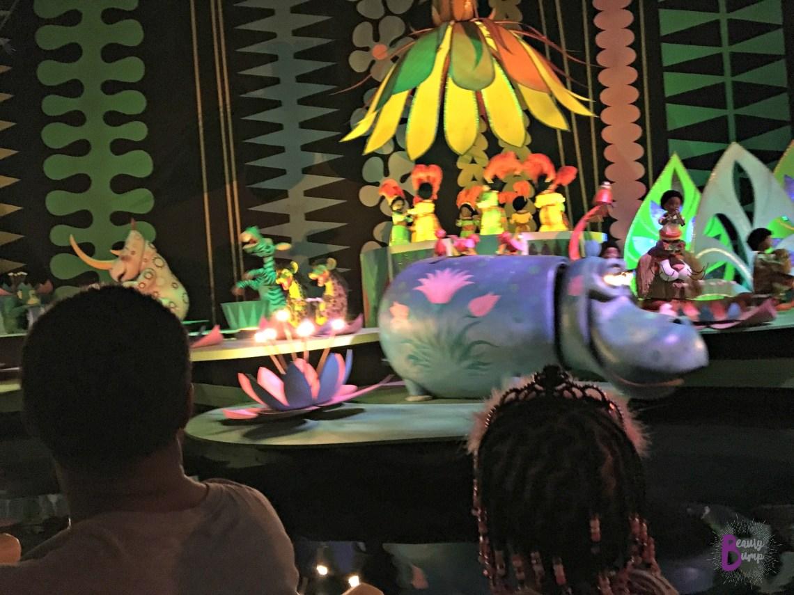 Gifting the Magic of Disney - Small World