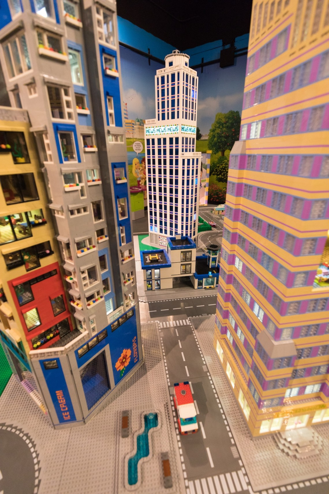 LEGO® City Builder at LEGOLAND Discovery Center Westchester