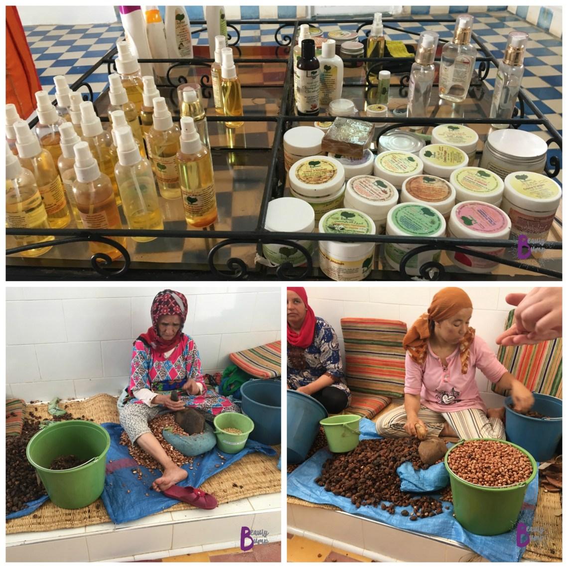 Moroccan Shopping Moroccan Argan Oil