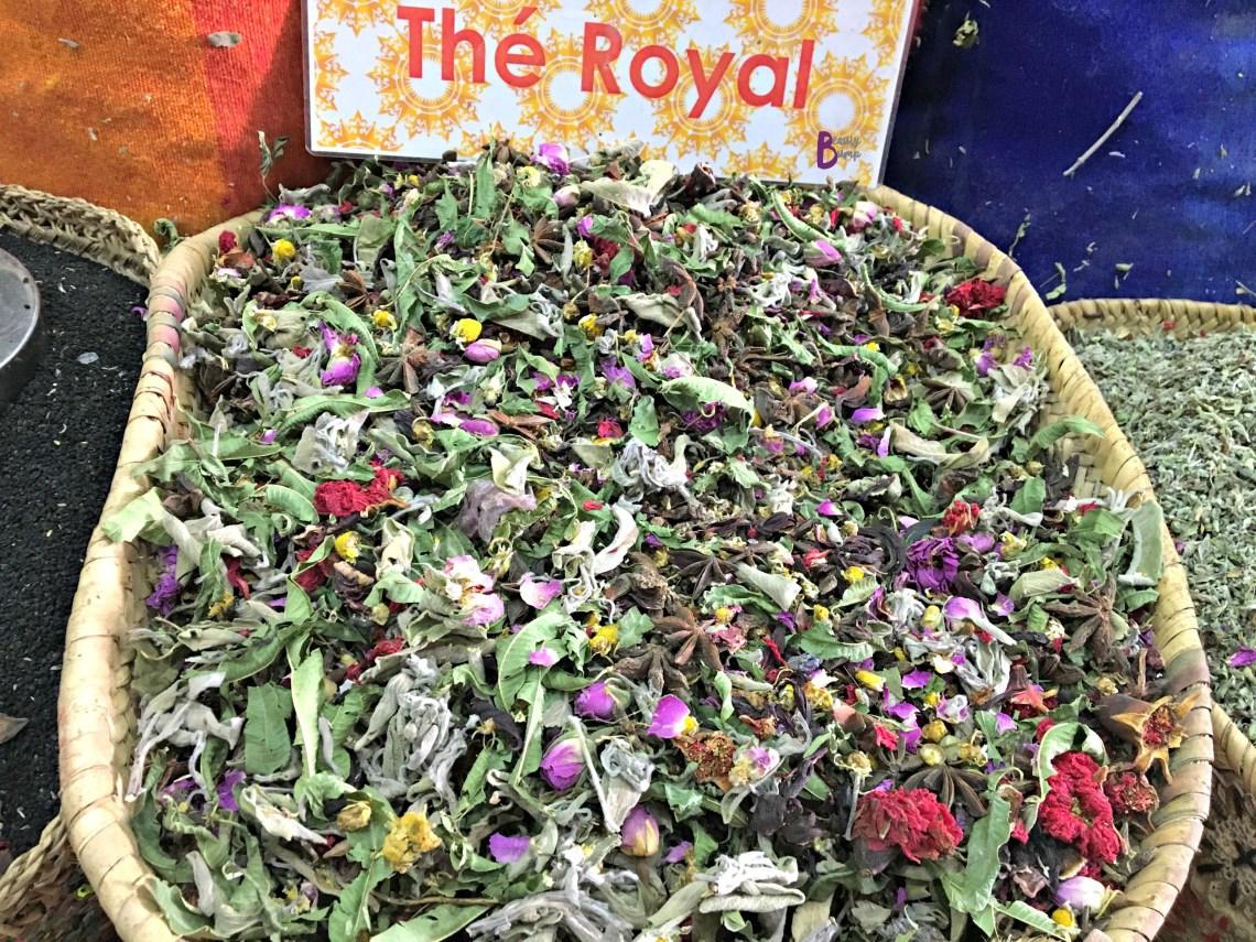 Moroccan Shopping The Royal Royal Tea