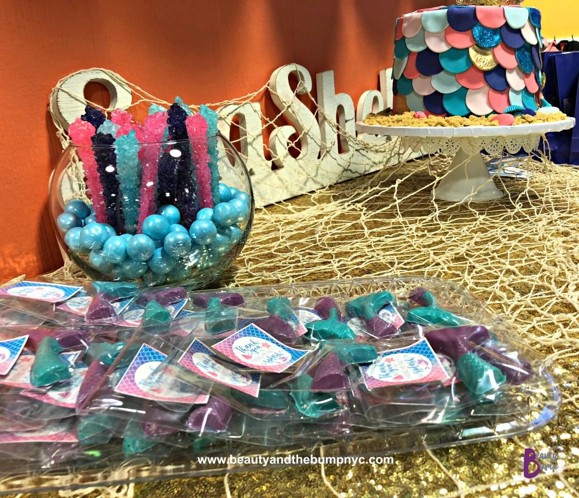 Mermaid Birthday party Goldfish Swim School Birthday party