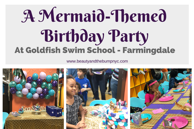 A Mermaid-Themed at Goldfish Swim School - Farmingdale