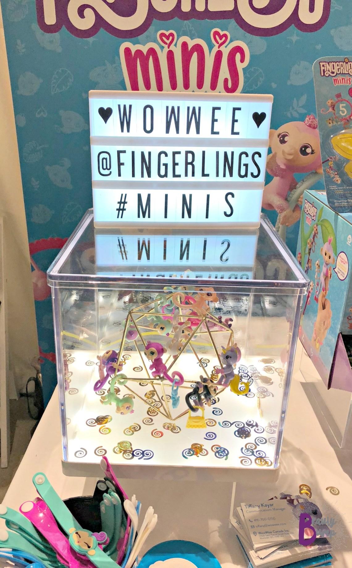 Wowwee Fingerlings Minis