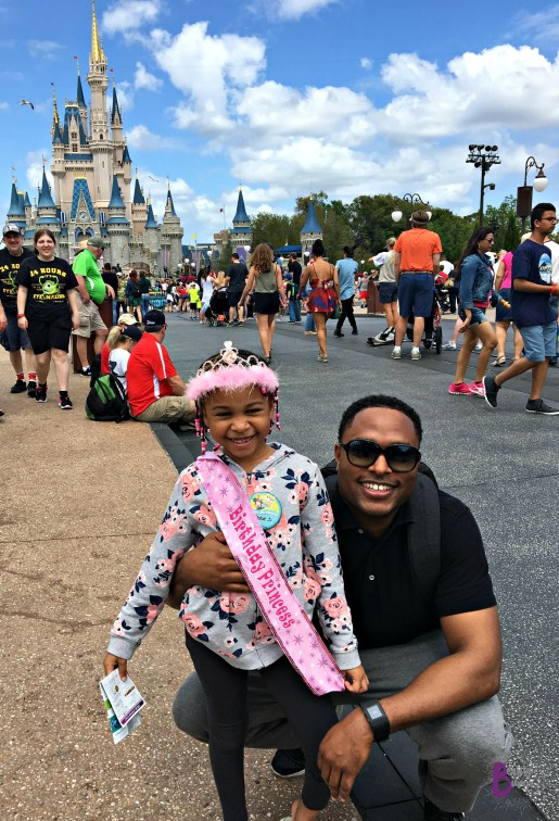 Disney's Magic Kingdom with a 6-year-old