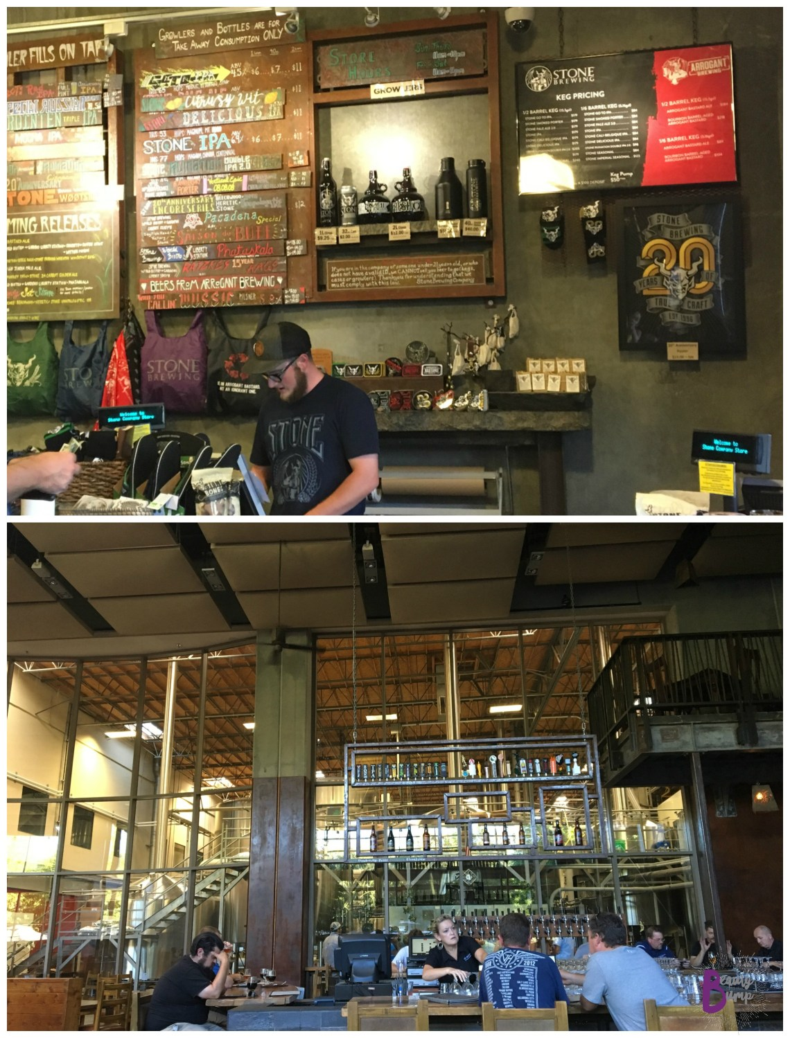 Good Food and Even Better Beer in San Diego_Stone Brewing World Bistro & Gardens