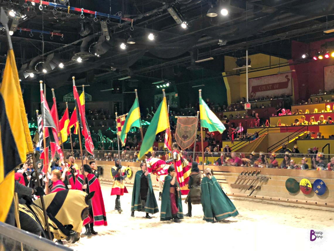 Medieval Times New Jersey Knights