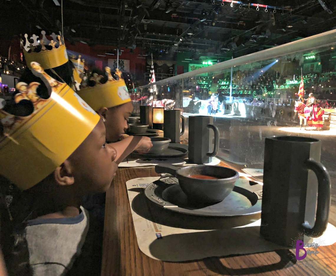 Medieval Times New Jersey Tomato Bisque