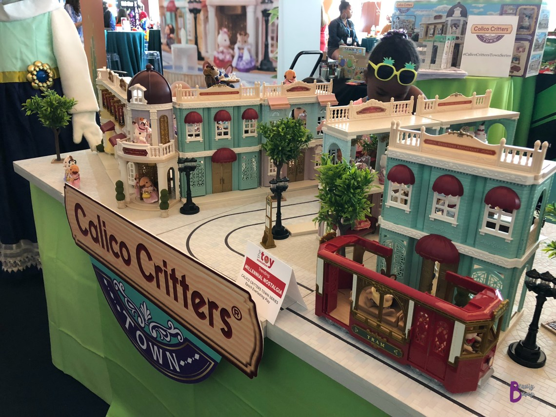 Calico Critters Town Sweet Suite 2018