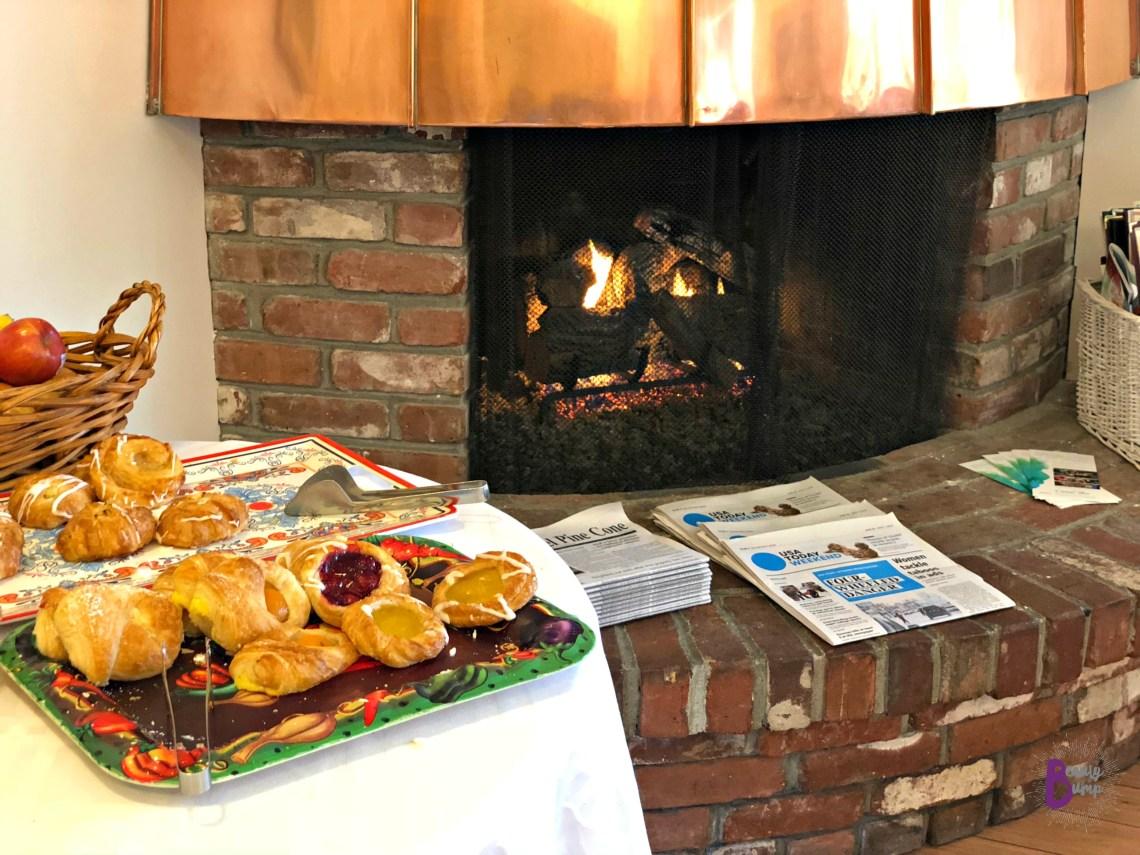 Hofsas House Hotel Continental Breakfast