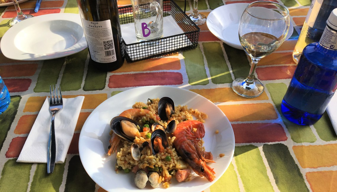 How to make authentic paella