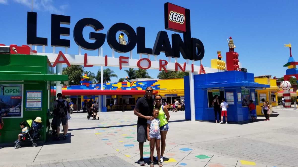 Our Favorite Rides and Attractions at LEGOLAND California