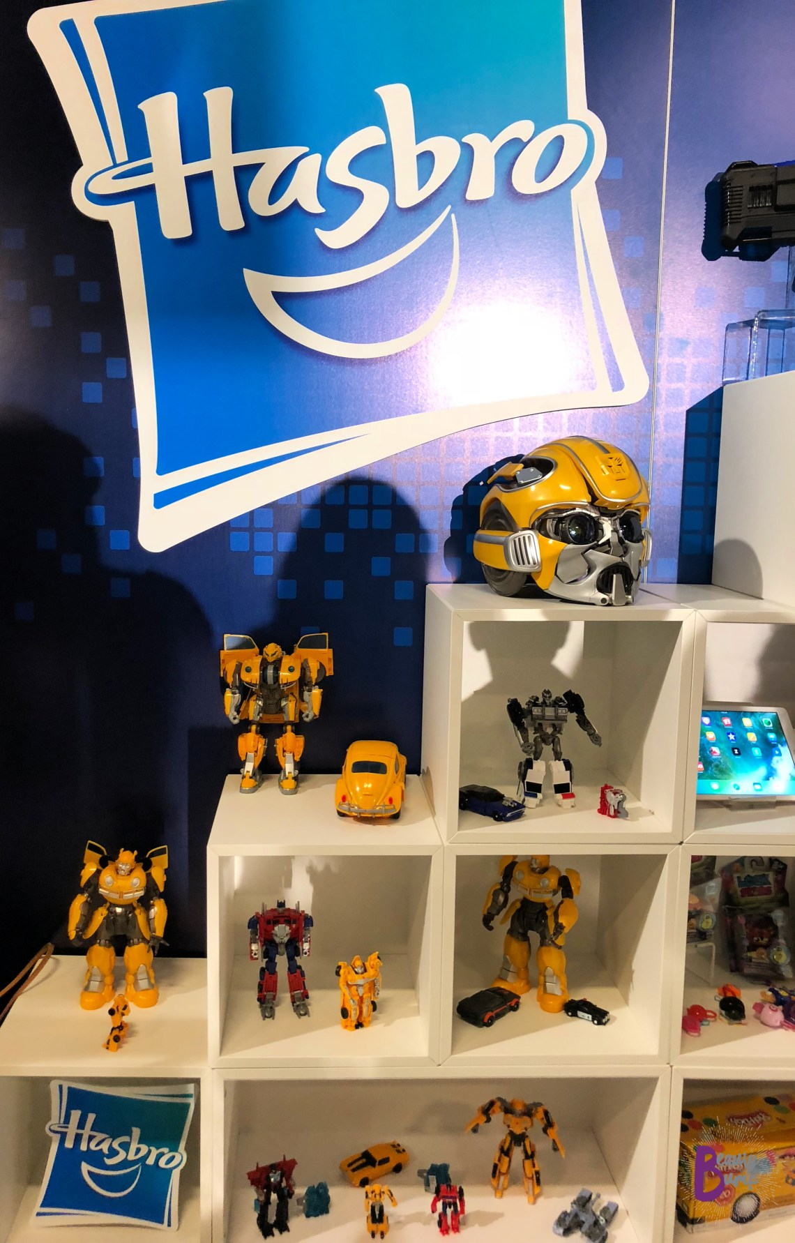 Collectibles from your favorite movies - Bumblebee Movie