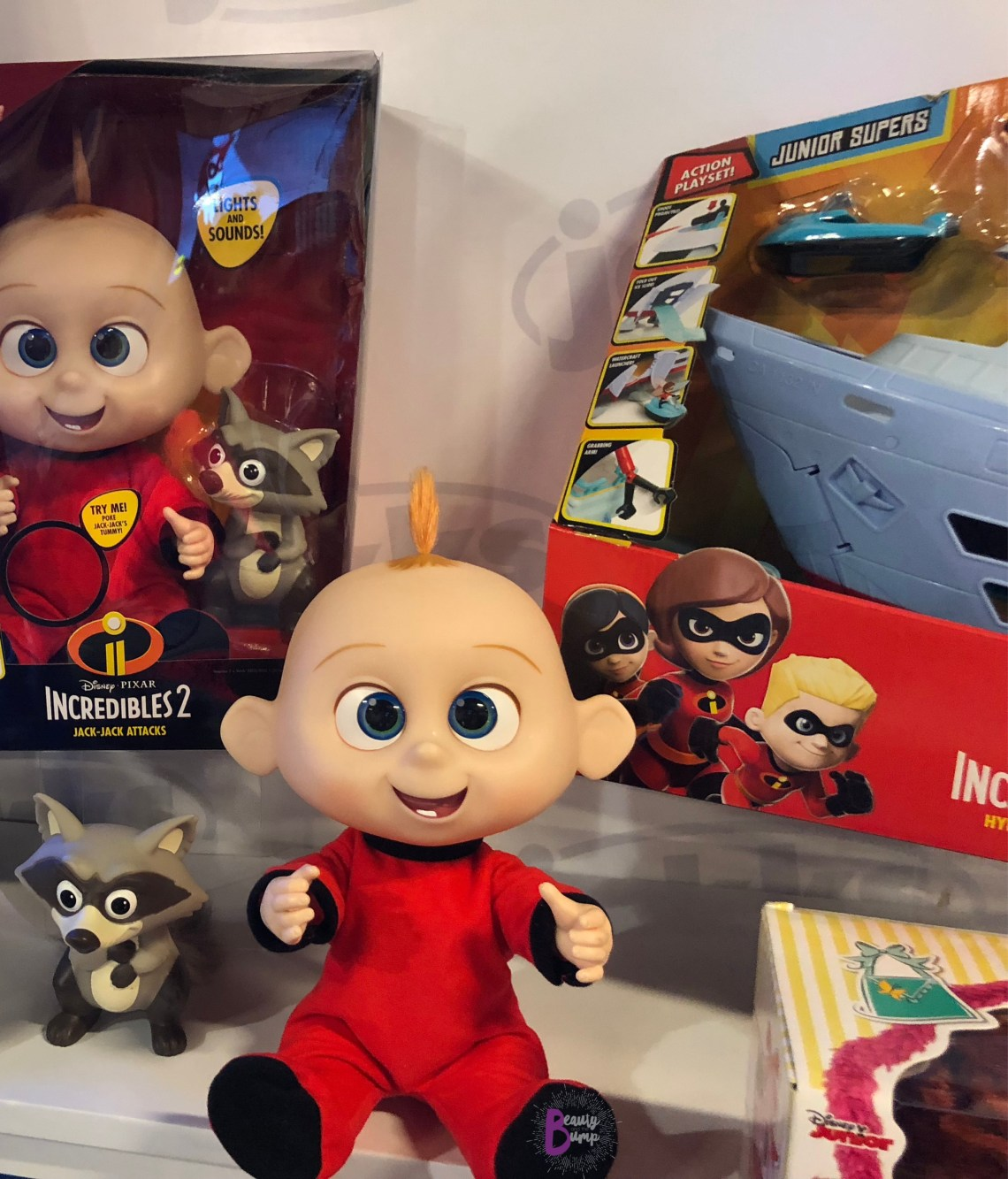 Collectibles from Your Favorite Movies - Jack Jack Incredibles 2 Movie