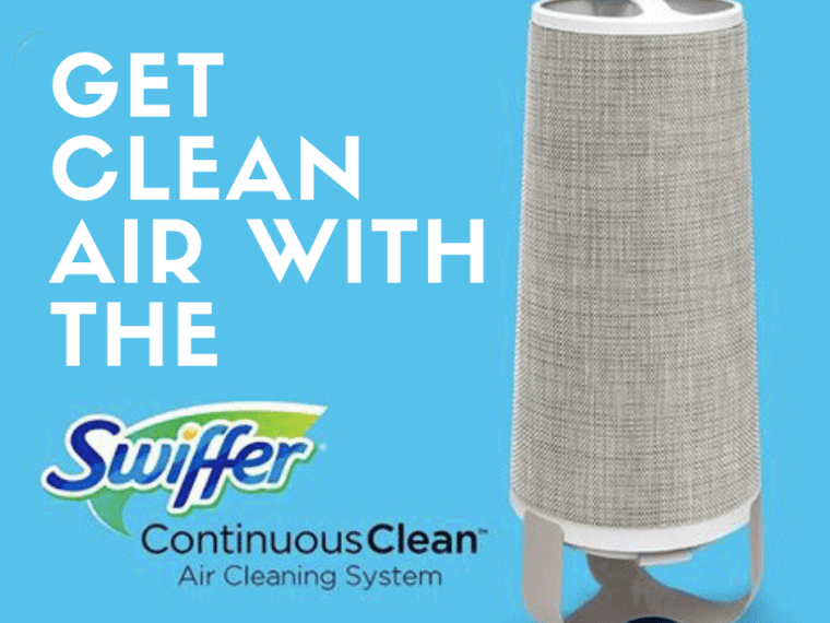 Swiffer Get Clean Air