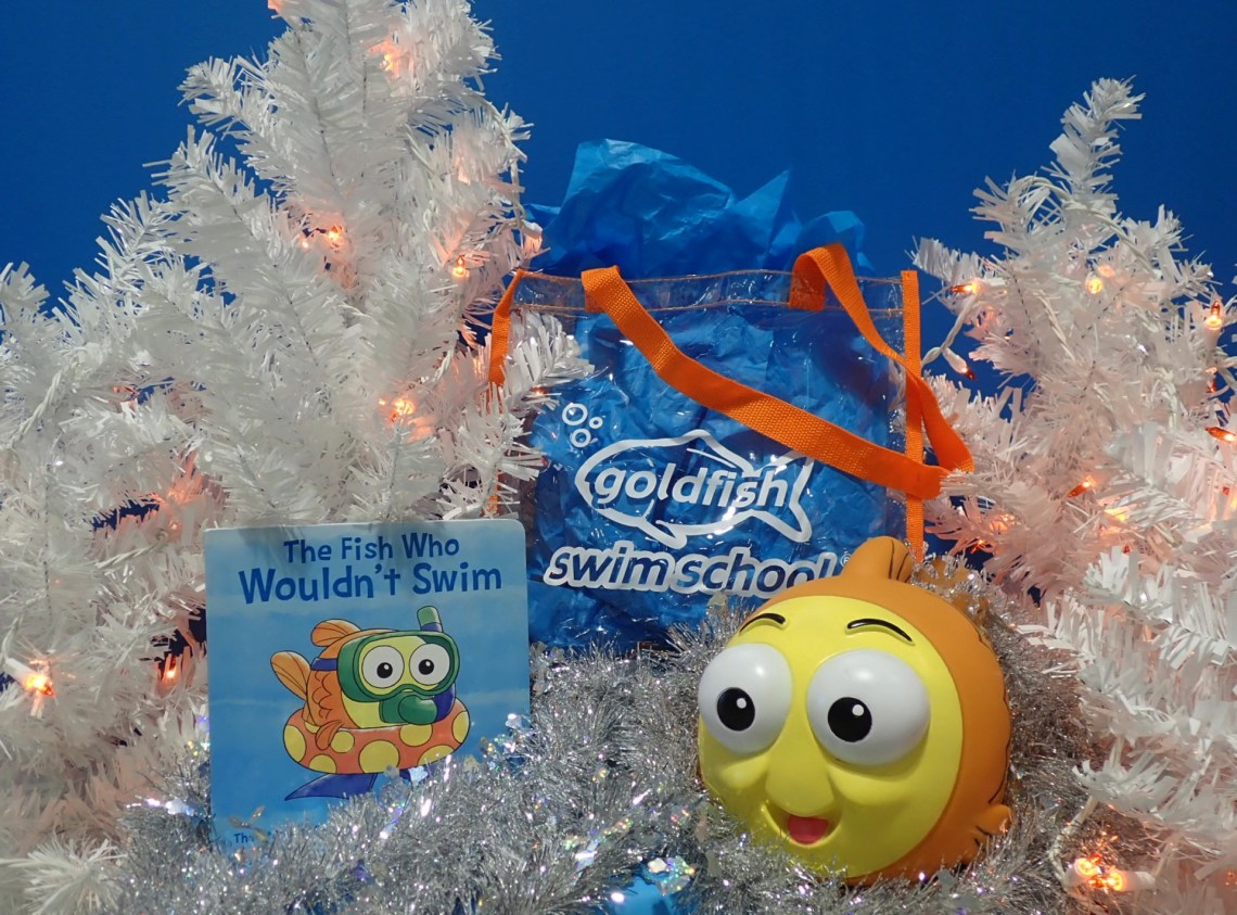Goldfish Swim School Swim Holiday Gift Package