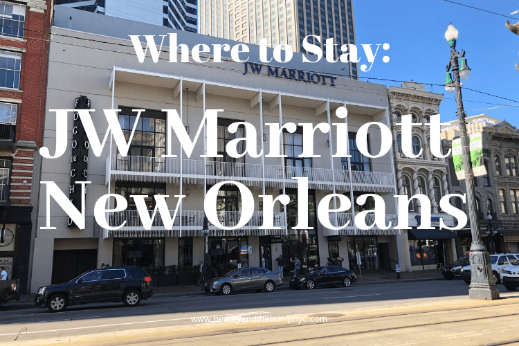 JW Marriott New Orleans Review