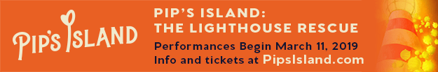 Pips Island Discount Code 10% off tickets