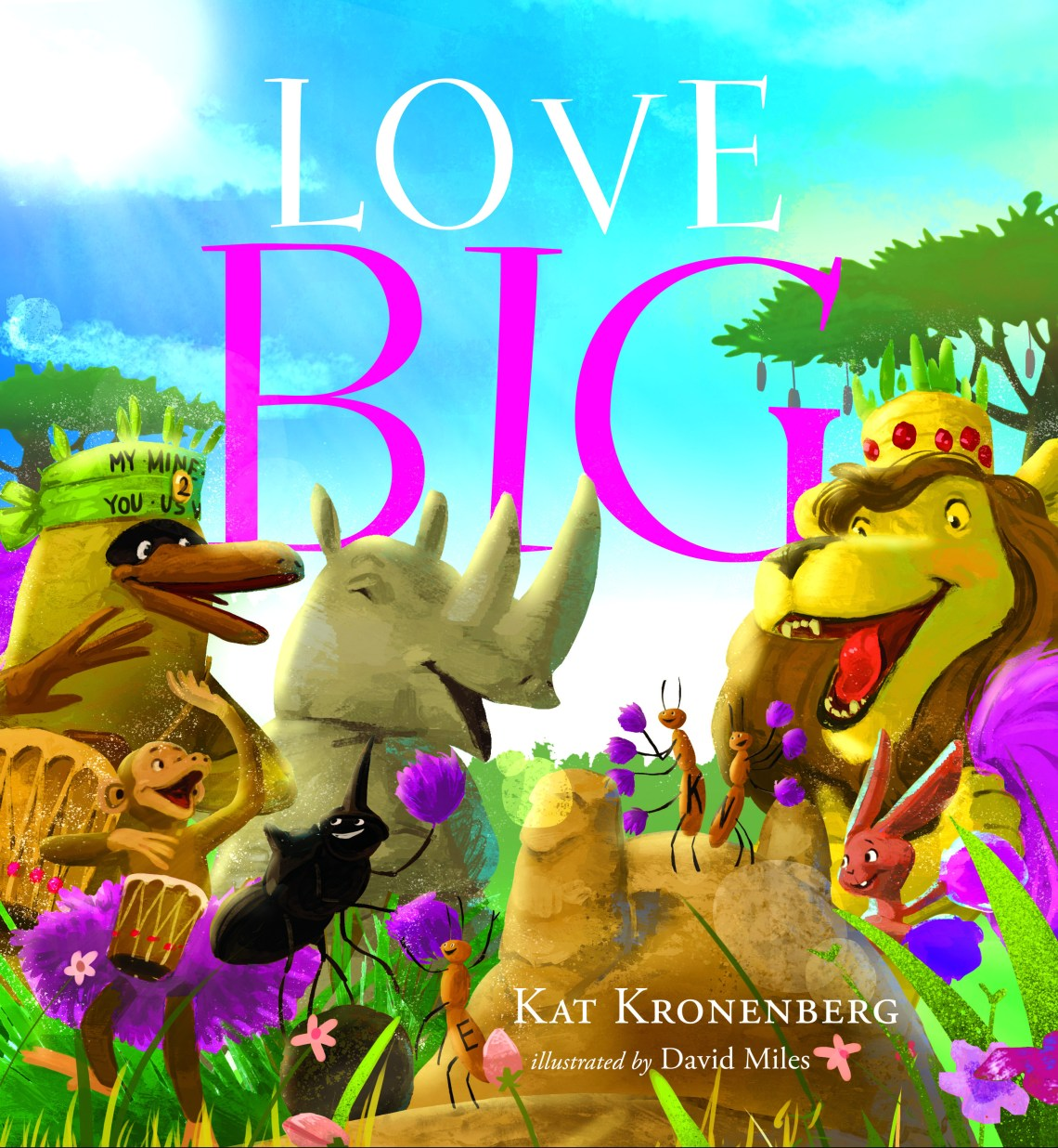 Love Big by Kat Kronenburg